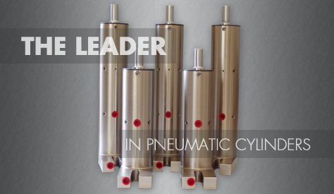 The Leader In Pneumatic Cylinders